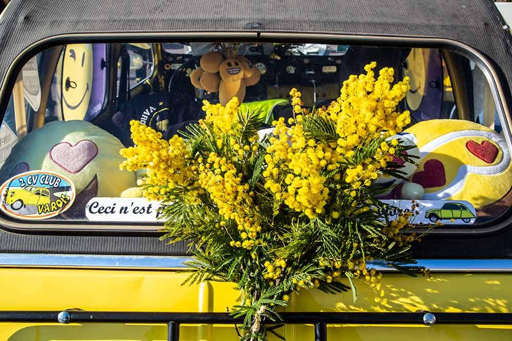 La Route d'Or, un des rendez-vous annuels des amoureux des 2CV
