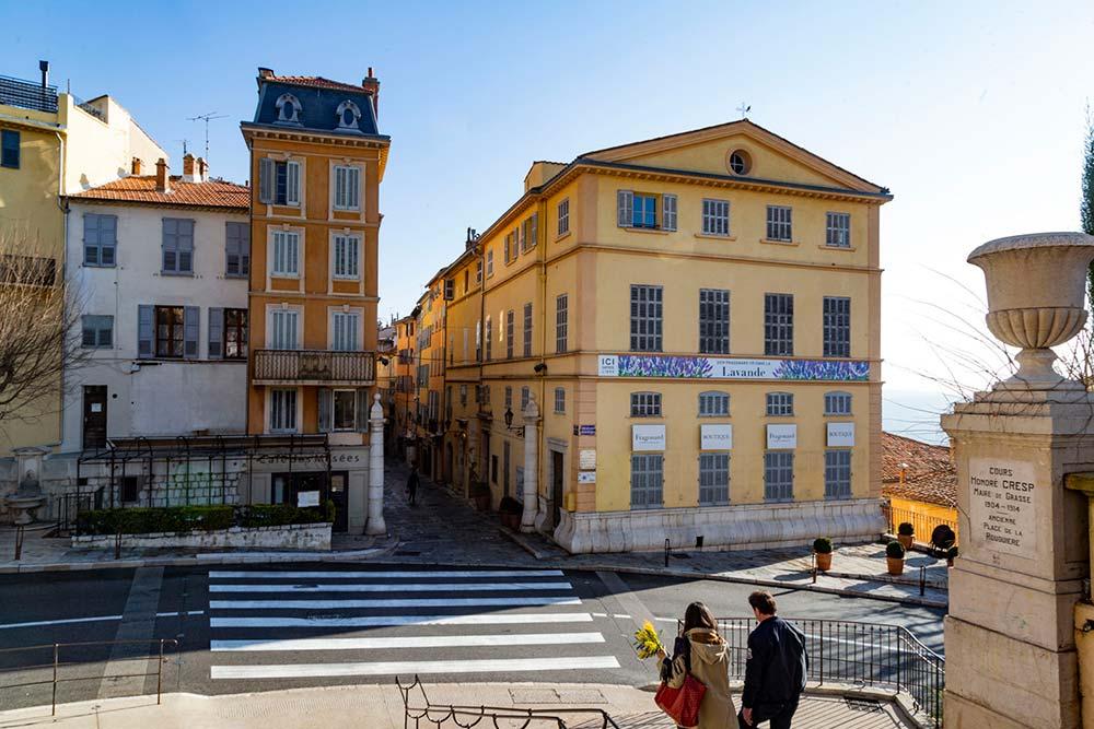 Grasse, ville d'art et d'histoire