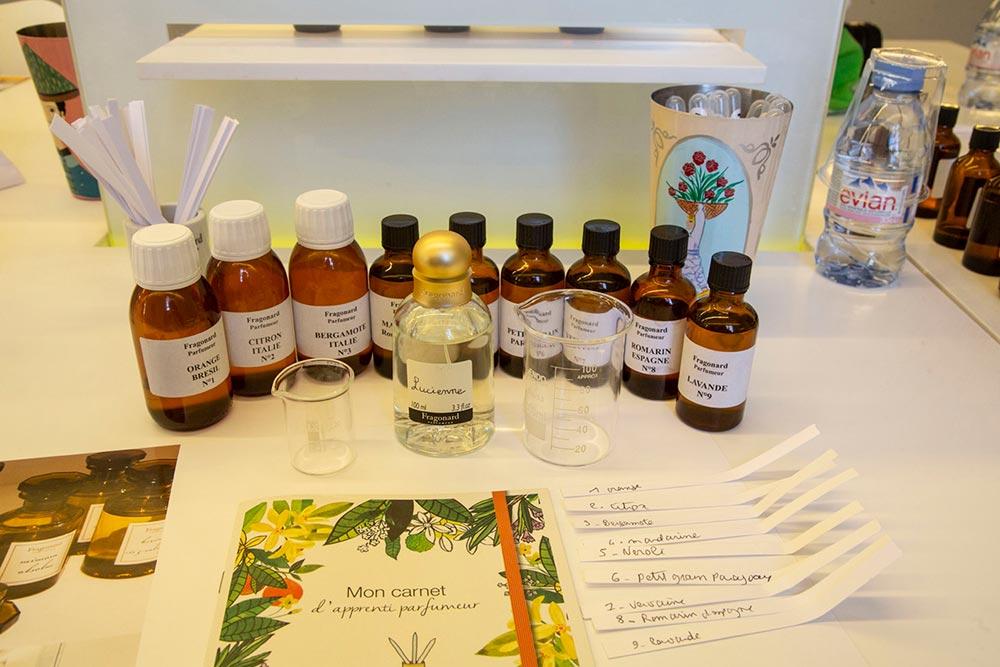 mimosa - Mon parfum Lucienne est né… Et il sent très bon!