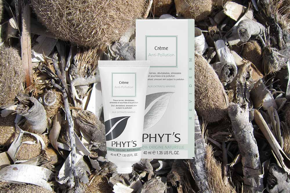 Phyt's - Crème anti-pollution