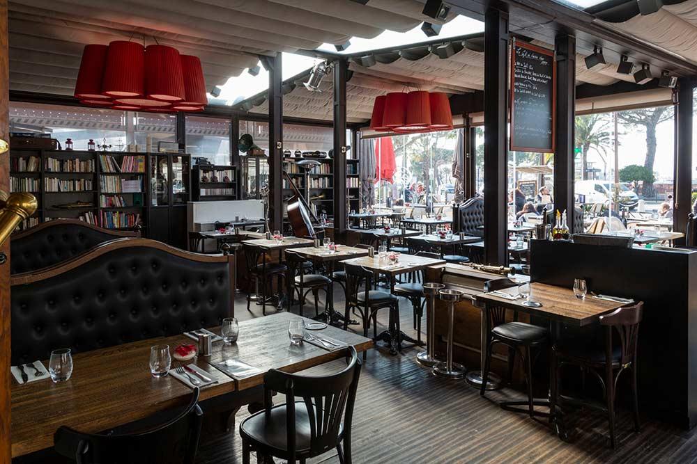 Le Café de France.