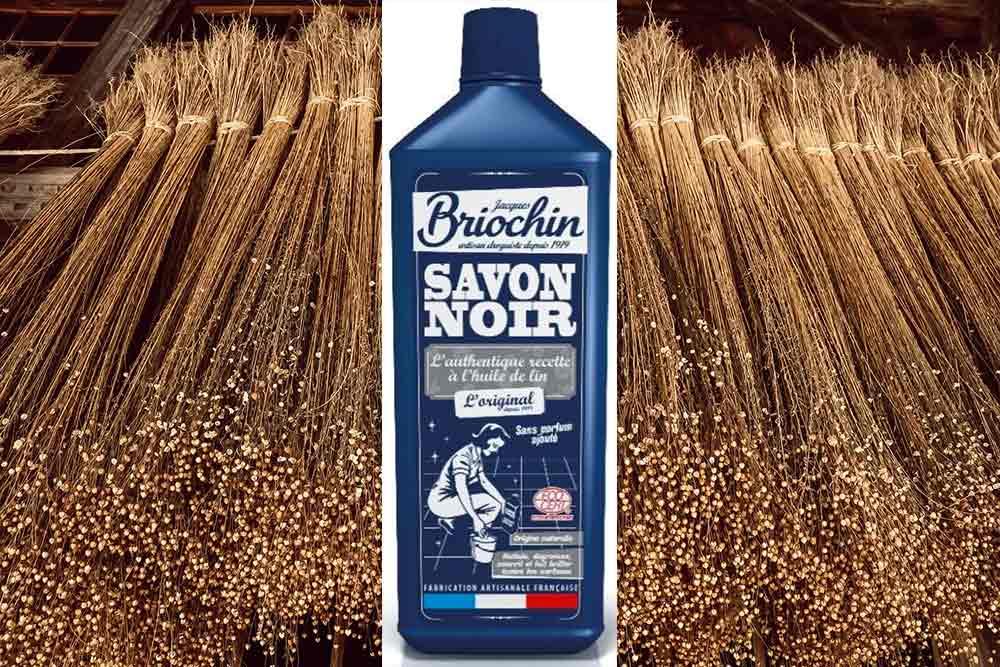 La - gamme - Jacques Briochin : Le Savon Noir liquide– Recette artisanale à l'huile de lin