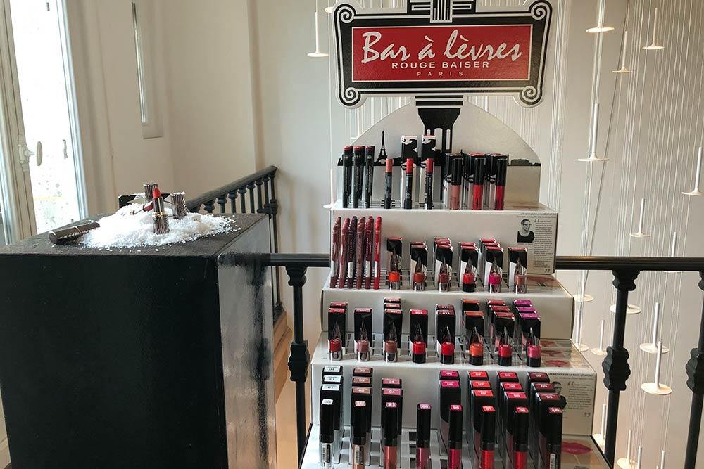 Bar à Lèvres Rouge Baiser