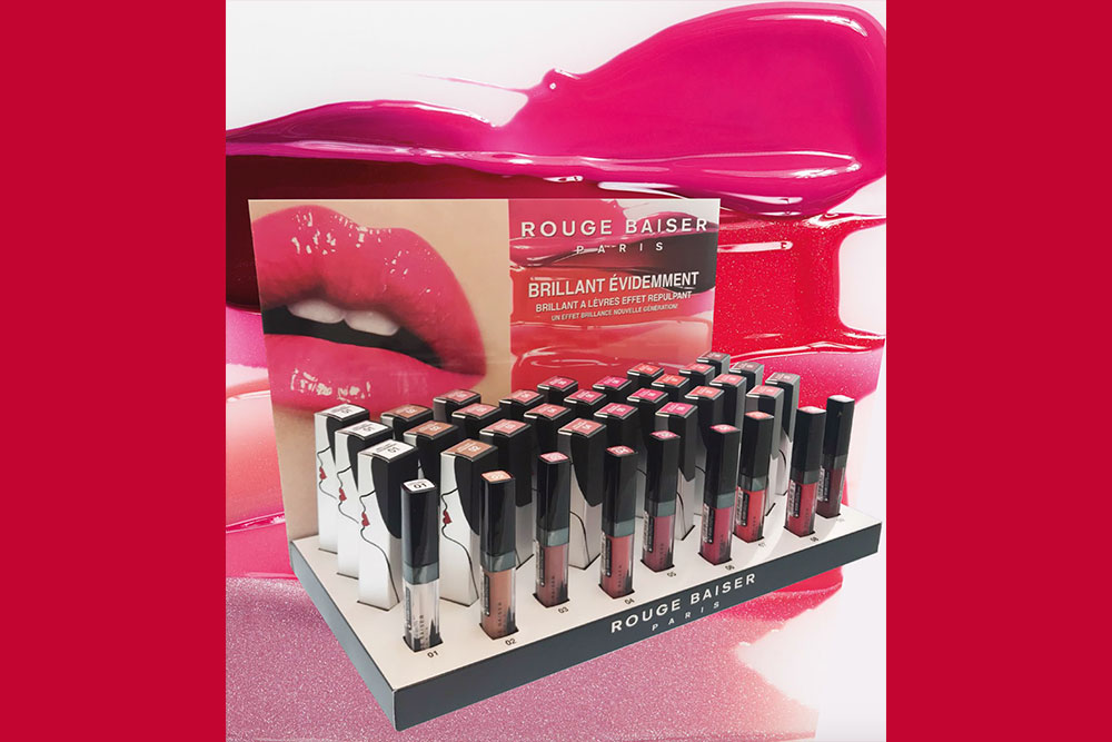 Rouge Baiser : Gamme de maquillage