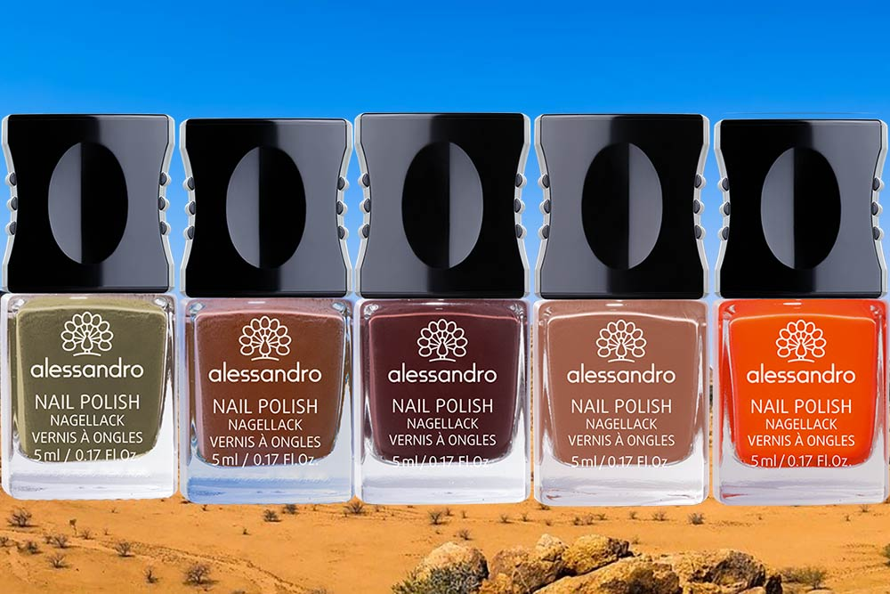 alessandro : vernis à ongle