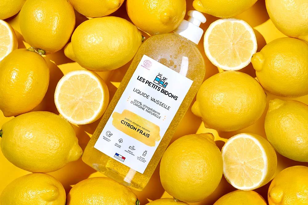 Les Petits Bidons - Liquide Vaisselle au citron