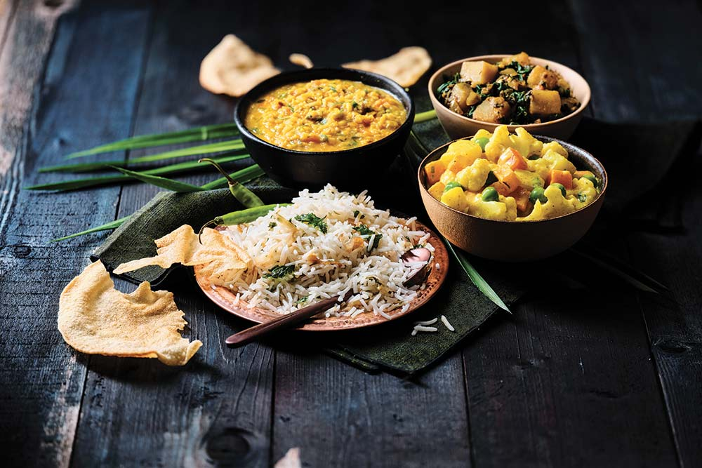Asie - cuisine indienne