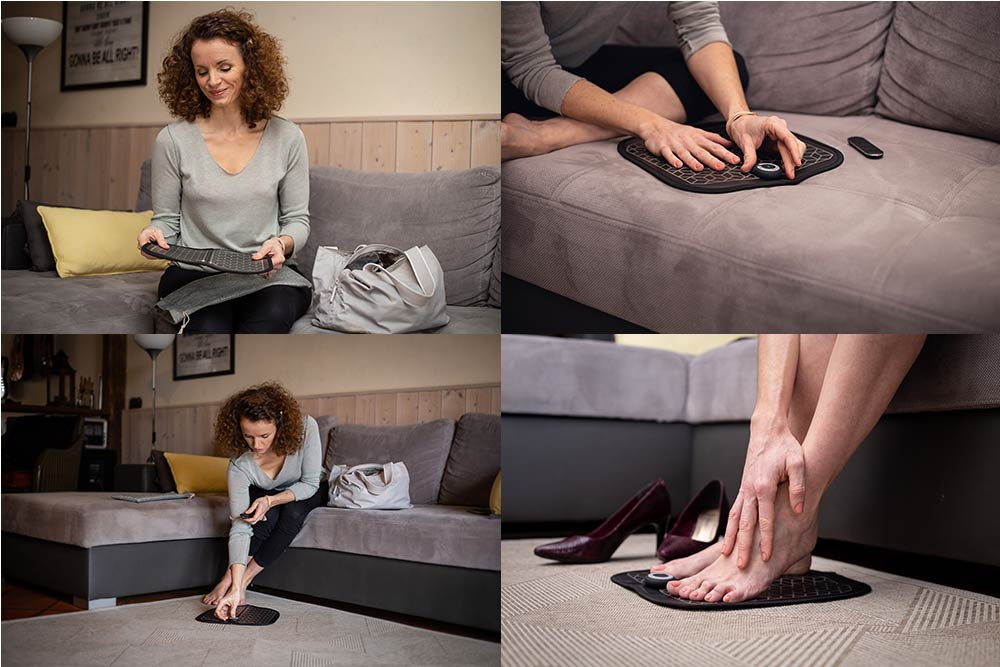 Goo Foot Massage