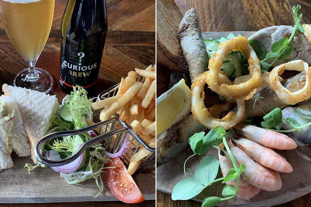 Hastings - Du poisson, du vin et des frites