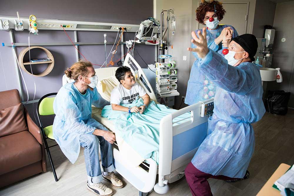 Le Rire Médecin - Hôpital