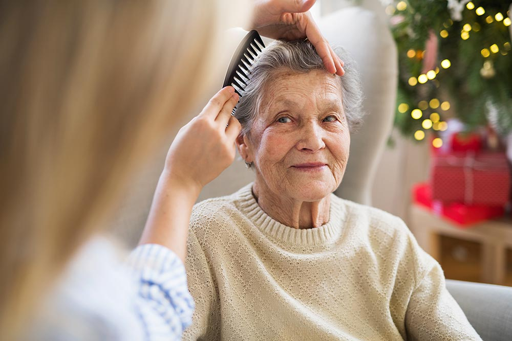 Coifage des cheveux