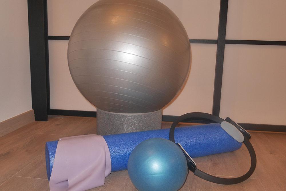 Matériel de Pilates