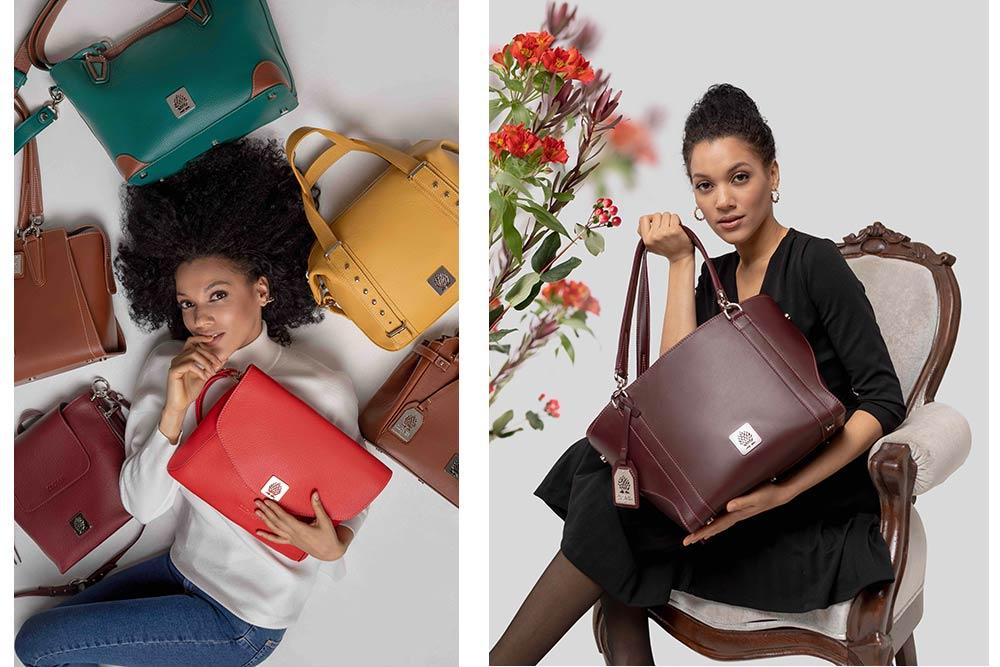 Collection de sacs Clover