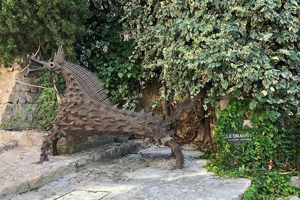 Le magnifique Dragon d'Ivan Ivanoff