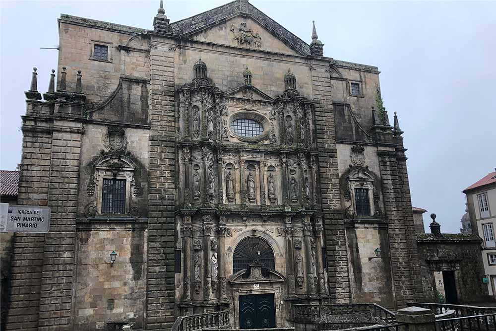 Cathédrales Saint-Jacques de Compostelle