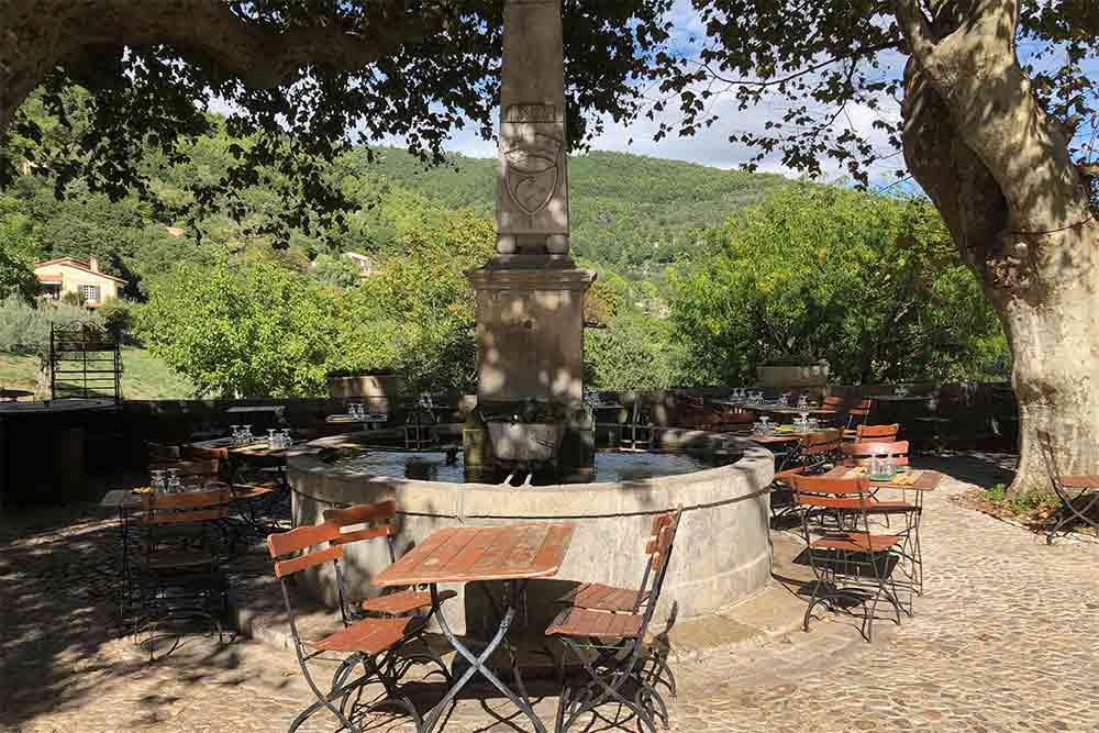 Fontaine Font d'Amont