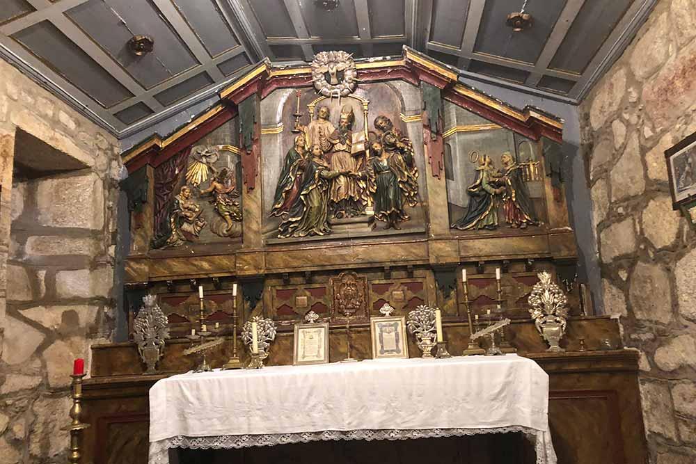 Hôtel de la petite chapelle jouxtant la Cathédrale