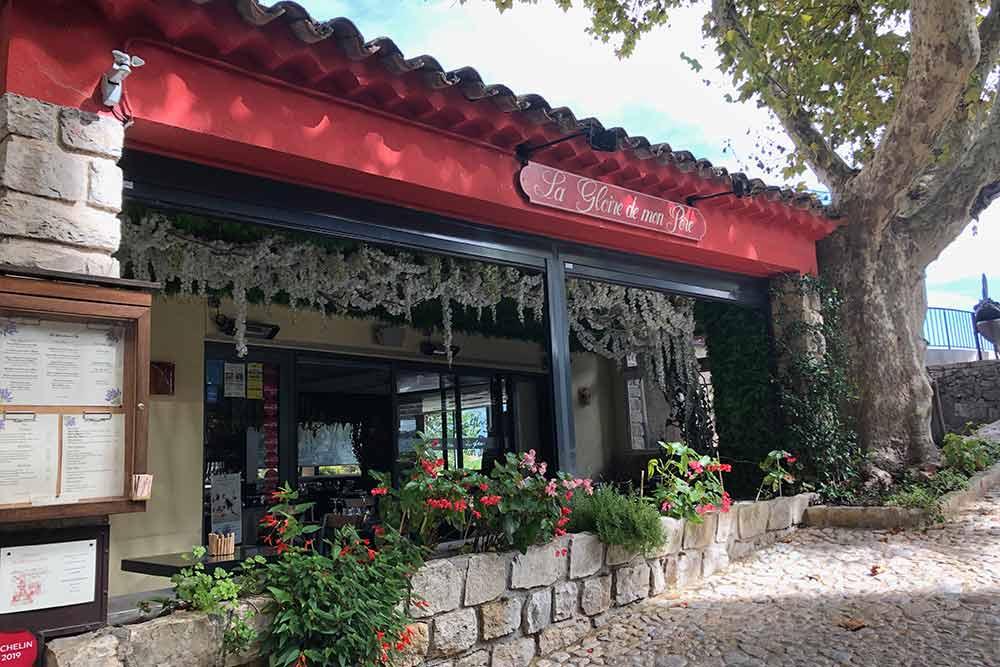 Pays de Fayence - Le restaurant La Gloire de mon père