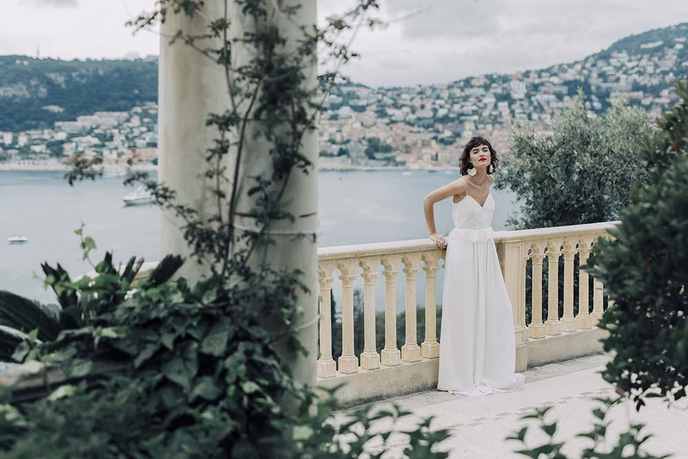 Laure de Sagazan -robe de mariée