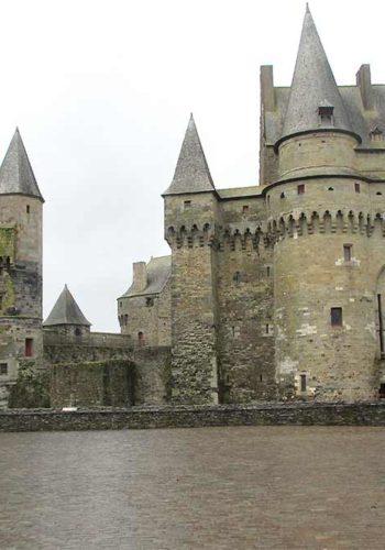 Forteresse - le Château de Vitrée