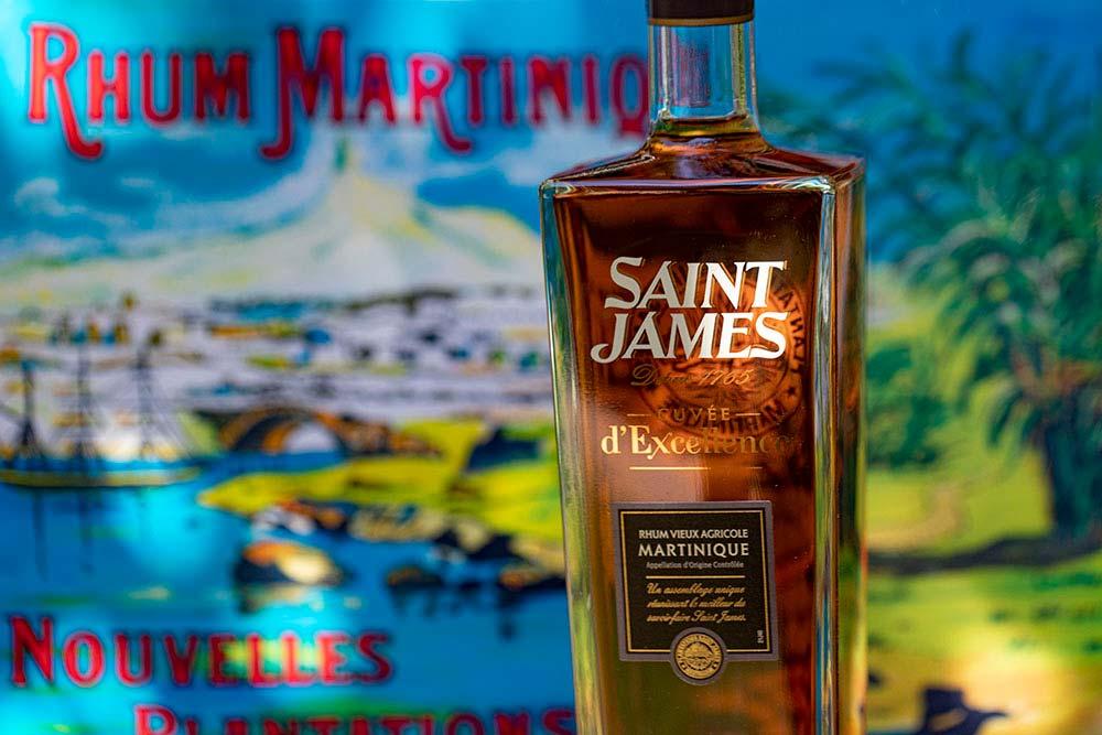 Rhum - Saint-James