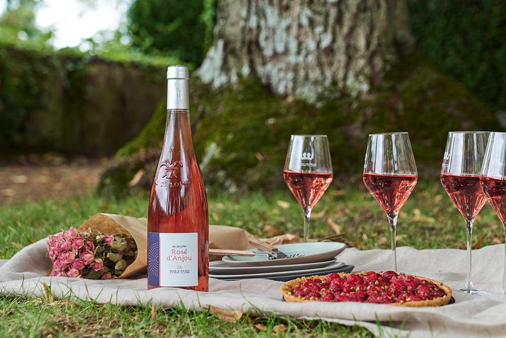 Rosé du Val de Loire