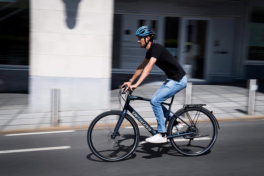 Un Vélo à assistance électrique taillé pour la ville