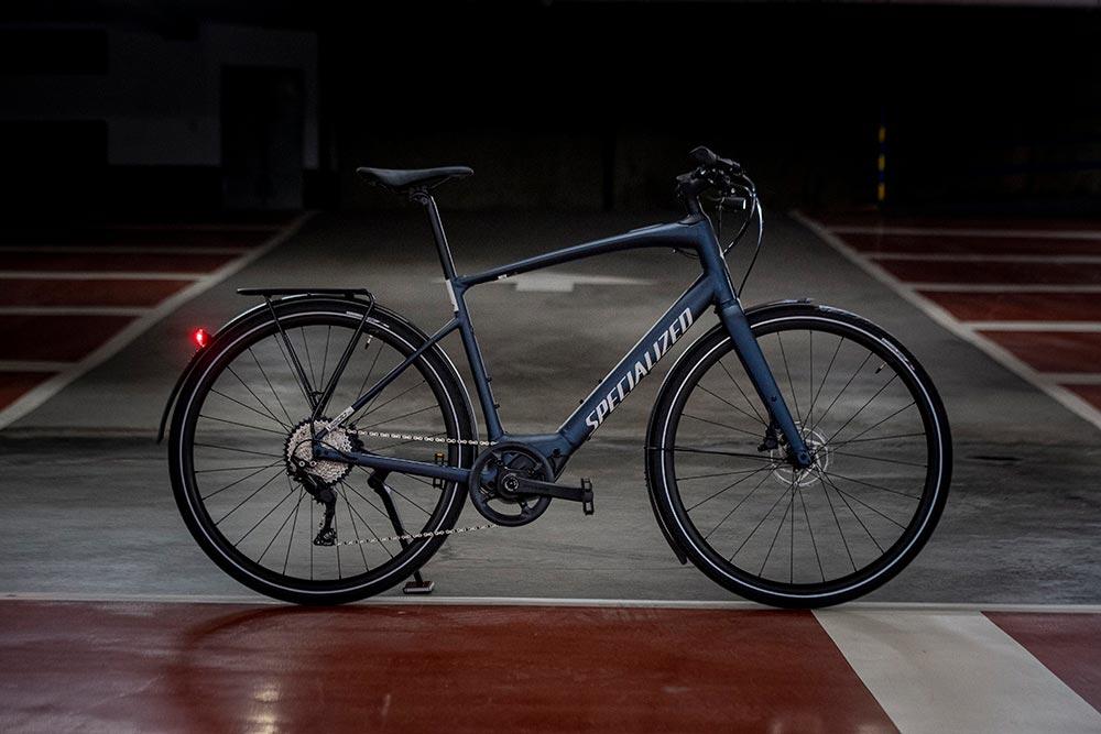 Turbo Vado SL - un vélo à la fois élégant et performant