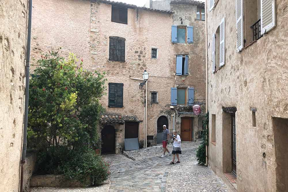 Pays de Fayence - Rue de la Boucherie à Seillans