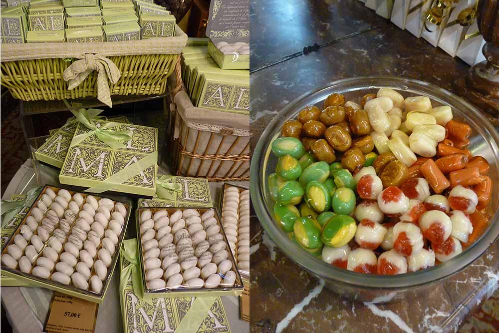 Boîtes d'Alma et Marocains