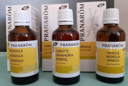 Huiles végétales Pranarôm