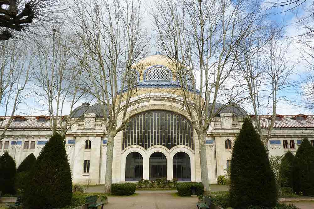 Vichy - Les Thermes des Dômes