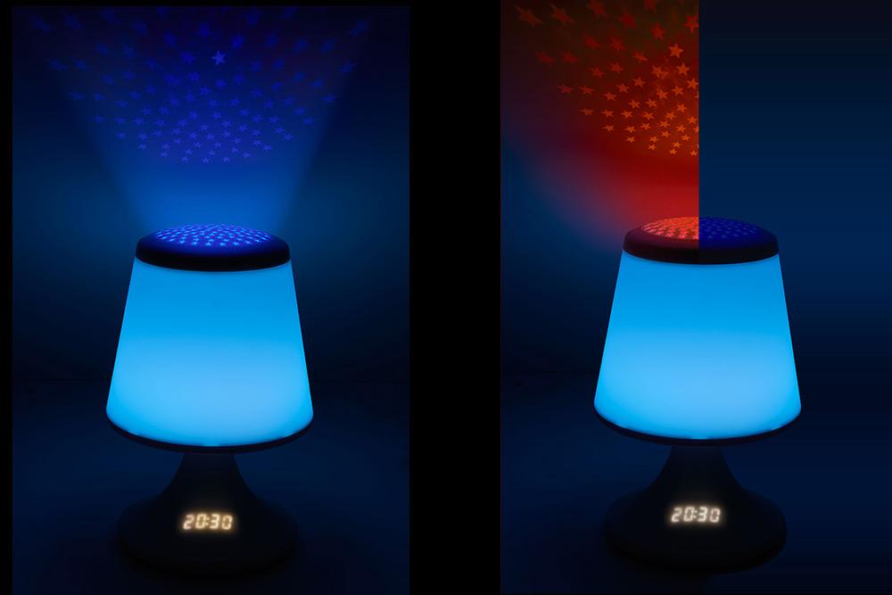 Des nuits magiques grâce à la lampe veilleuse RRVP01