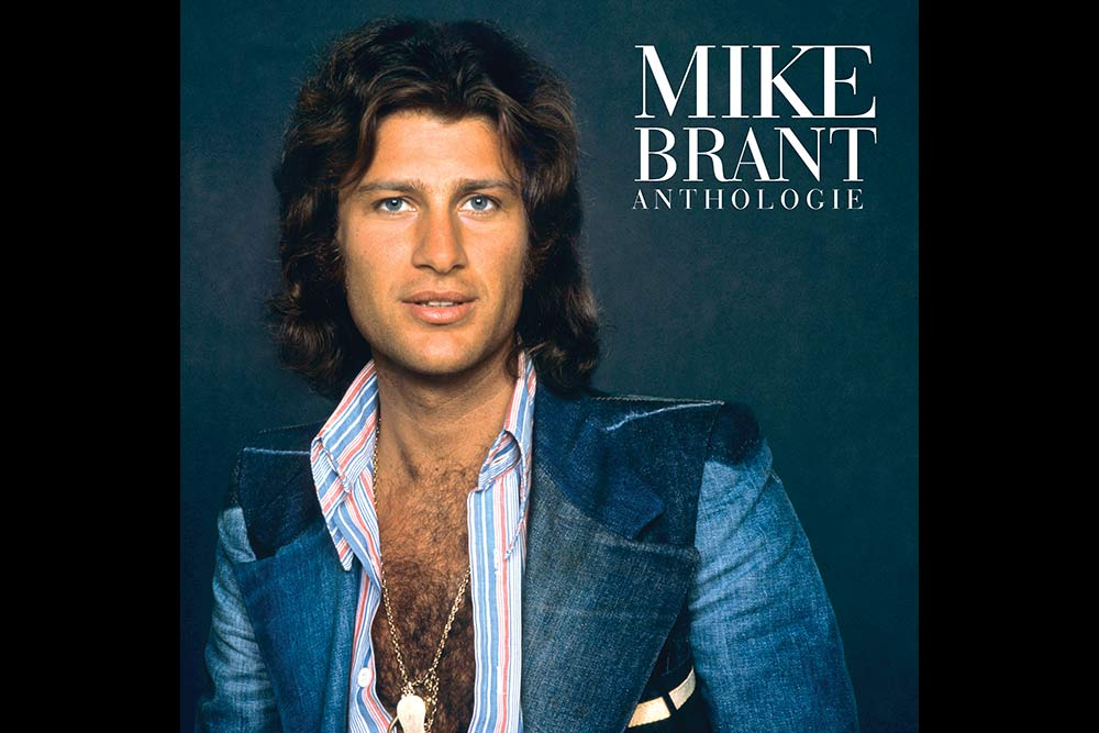 CD Collector de Mike Brant