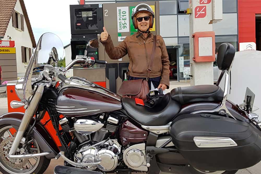 Biker - Anne Schapironiel