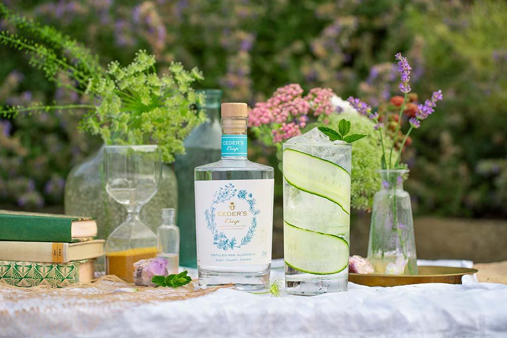 """Ceder's Tonic : le nouveau """"Summer Drink"""""""