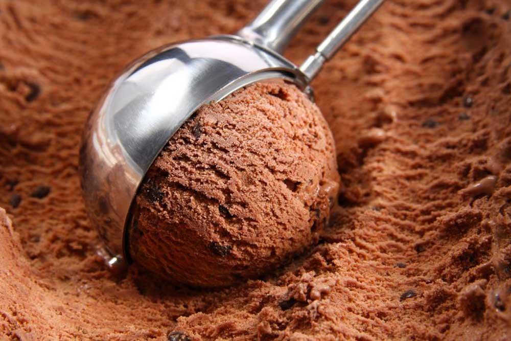 Chocolat pâtissier - Glace au chocolat