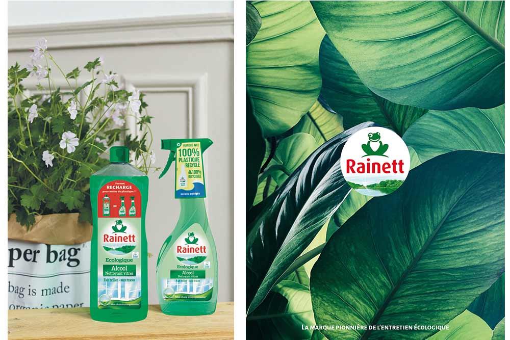 Rainett - liquide vaisselle