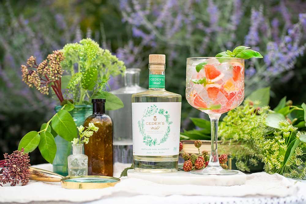 Wild - une boisson sans alcool au bon goût de Gin