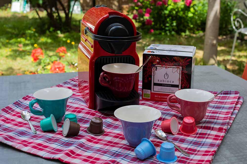 Café bio et équitable - qualité et saveur
