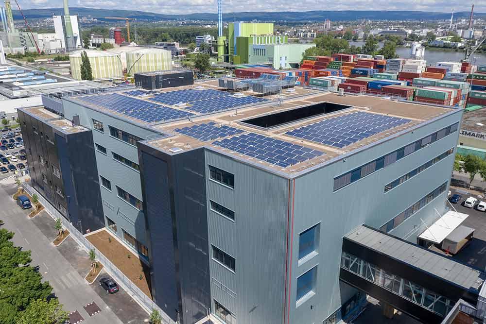 Des panneaux photovoltaïque pour l'économie d'énergie