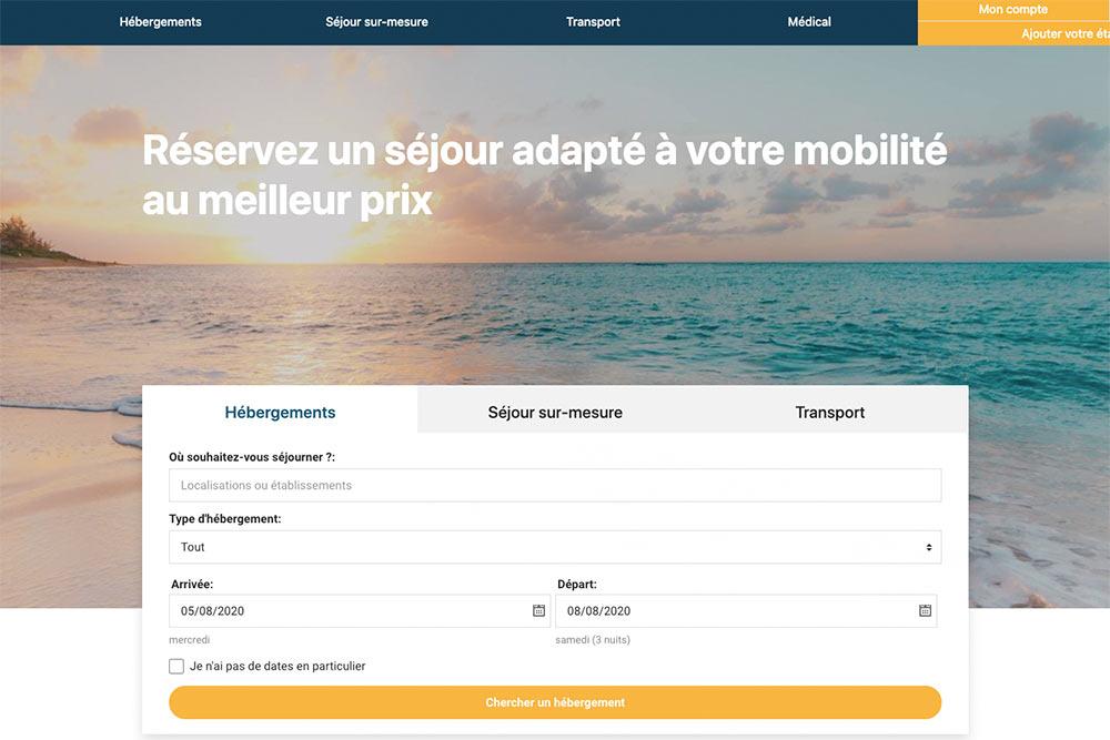 Réserver ses vacances en ligne