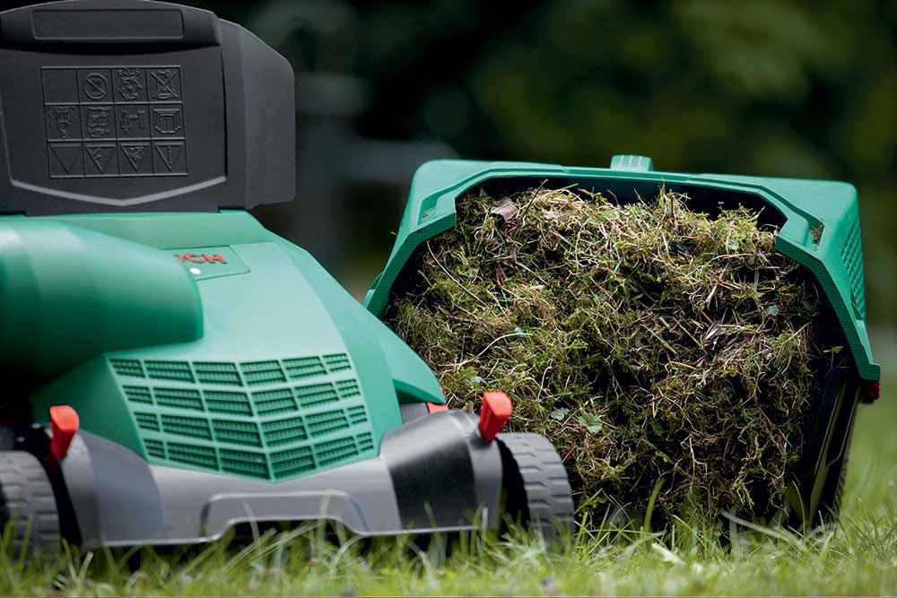 Stop aux mauvaises herbes avec Bosch AVR 1100