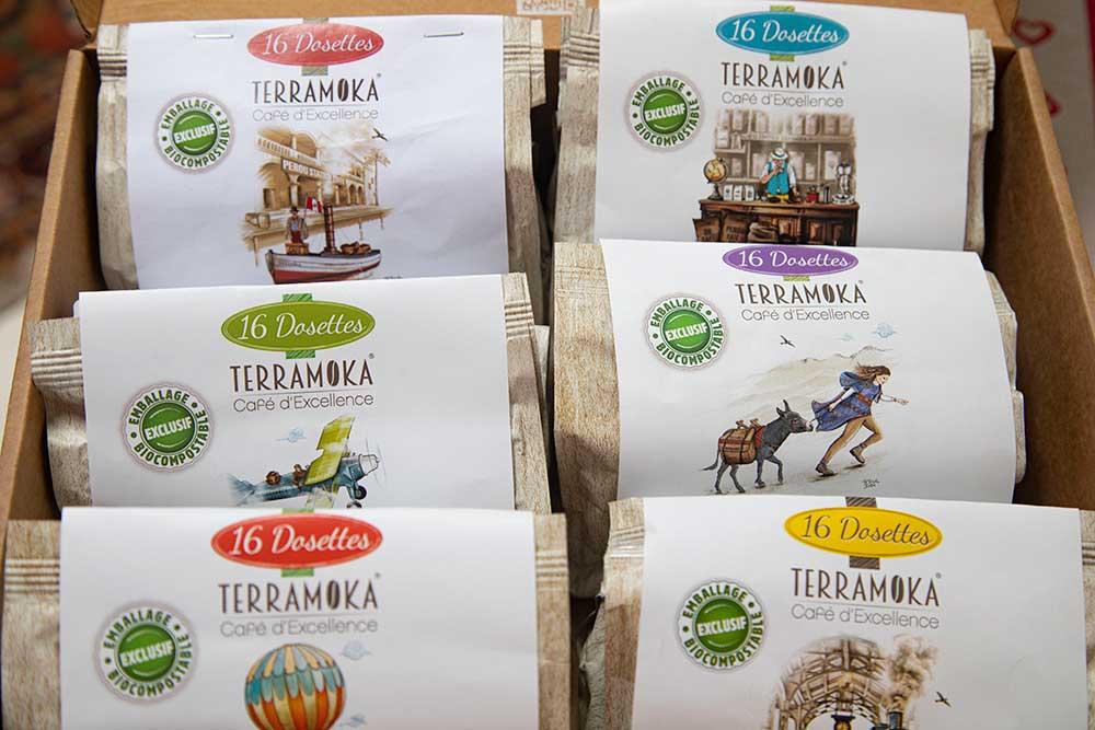 Terramoka - dosettes