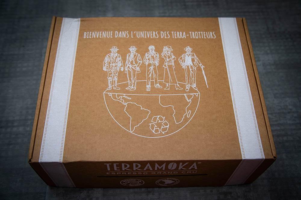 Terramoka - collection de café