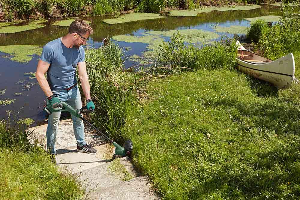 Outils de jardinage - Le taille-haies Easygrasscut-18