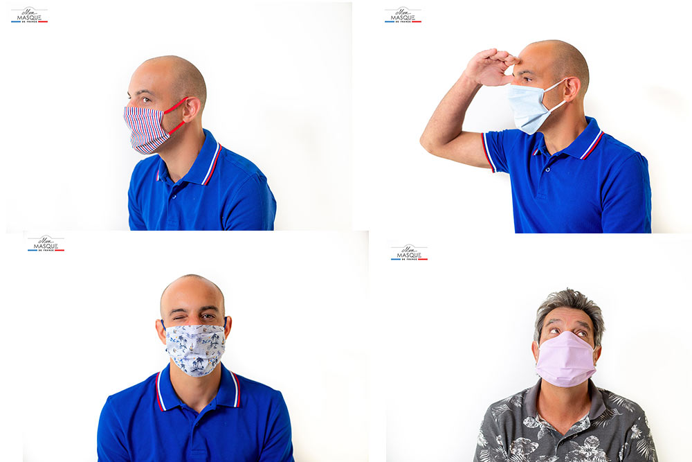 Masques Homme