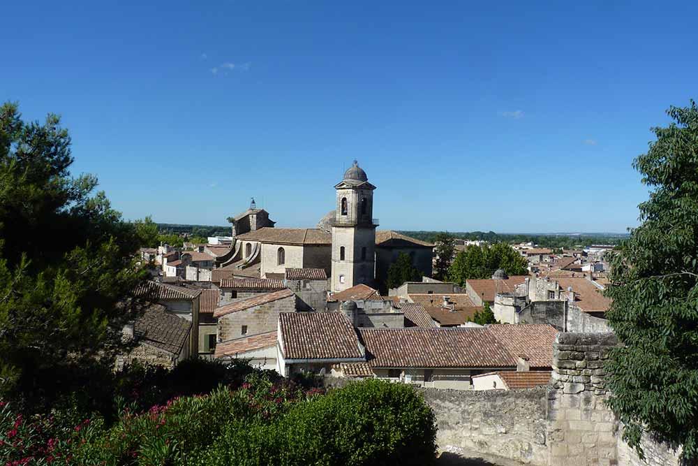 Terre d'Argence - L'église de Beaucaire