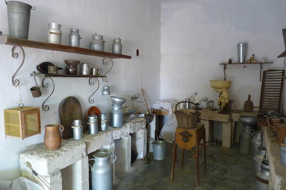 Terre d'Argence - La cuisine de la ferme 1900