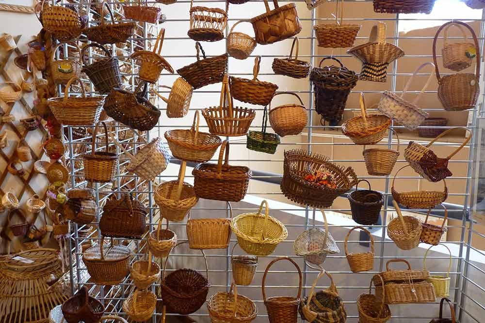 Paniers miniature
